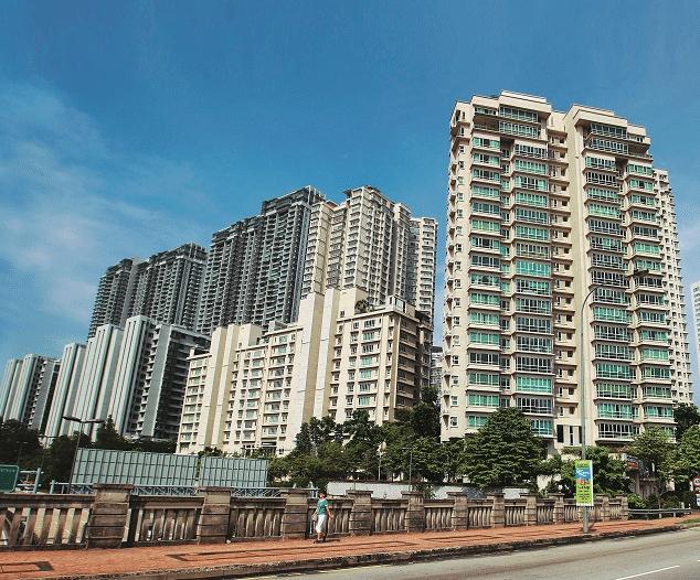 马来西亚的房屋类型11